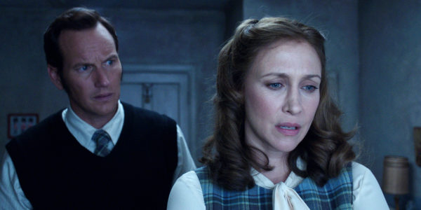 Conjuring 2 poster Ed and Lorraine Warren