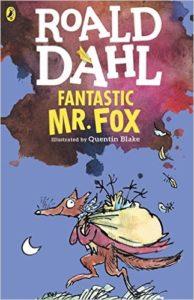 Fantastic Mr. Fox book