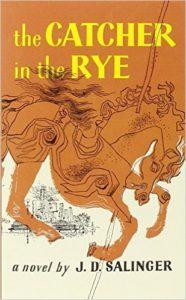 Catcher in the Rye JD Salinger Scarlett Johansson
