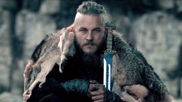 book about the real Viking king Ragnar Lothbrok