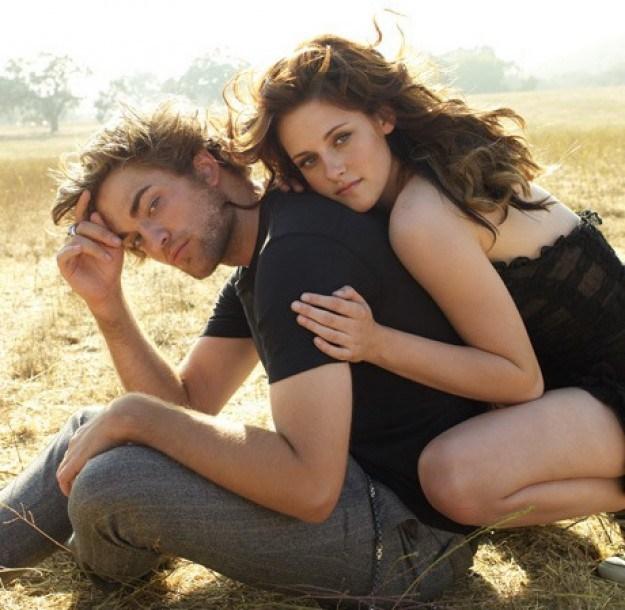 Kristen Stewart favorite books Robert Pattinson Twilight