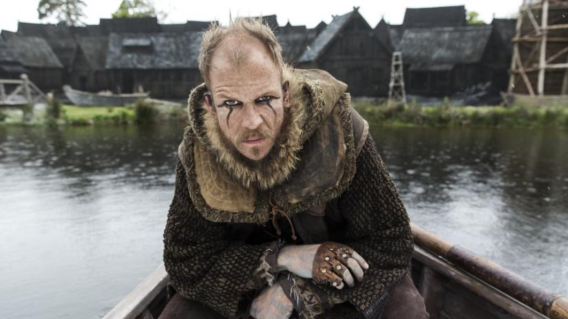 Floki in Vikings