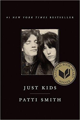Just Kids Patti Smith Kristen Stewart reads