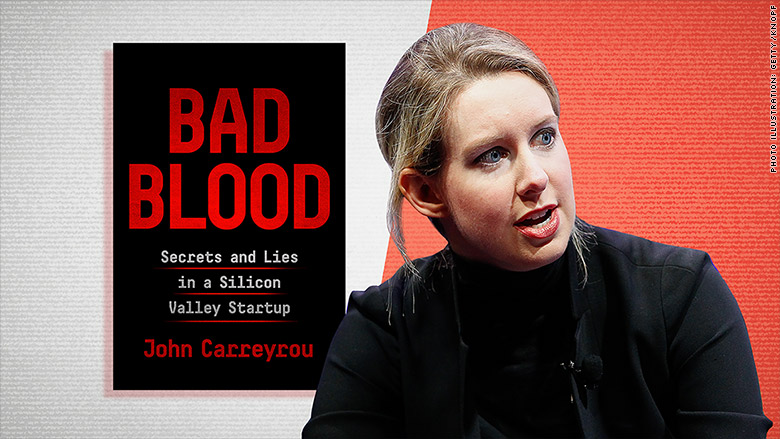 Bad Blood Elizabeth Holmes Theranos