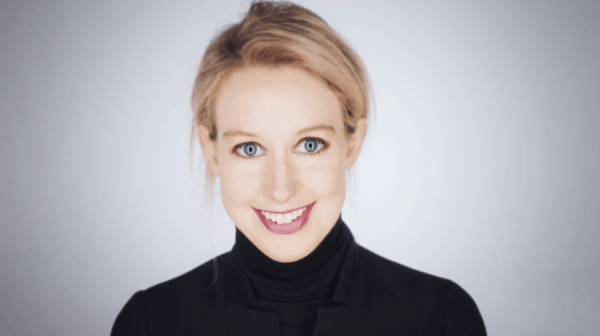 Elizabeth Holmes Theranos Bad Blood